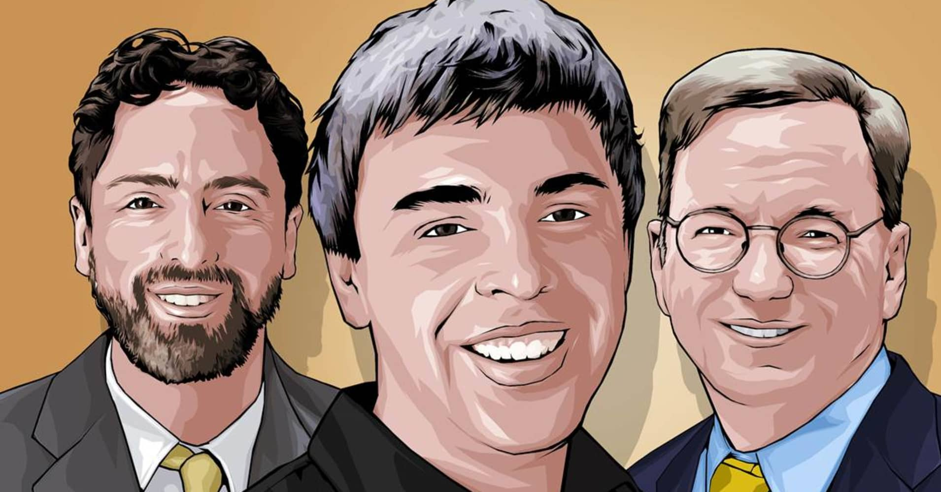 from Prince google larry page eric schmidt are gay