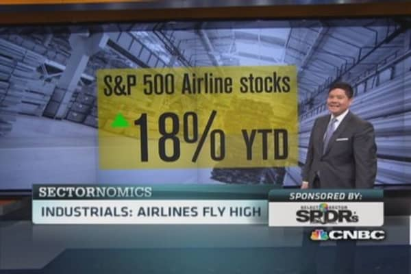 Airlines prime industrials
