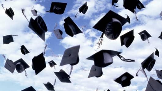 Graduation college education