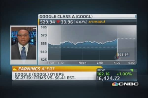 Google best value play in tech: Trader