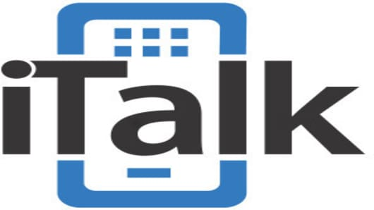 iTalk, Inc Logo