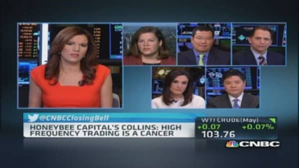 Honeybee Capital CEO: HFT form of cancer