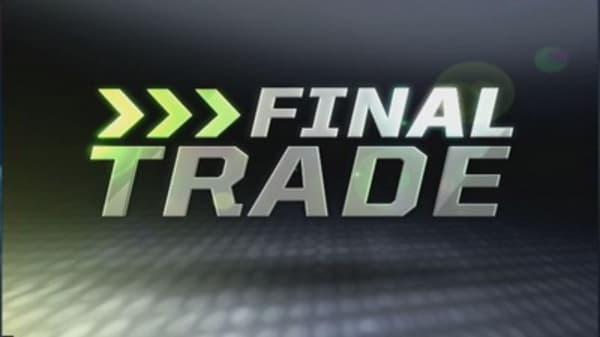 Fast Money Final Trade: SINA, LNKD, MSFT, PSX
