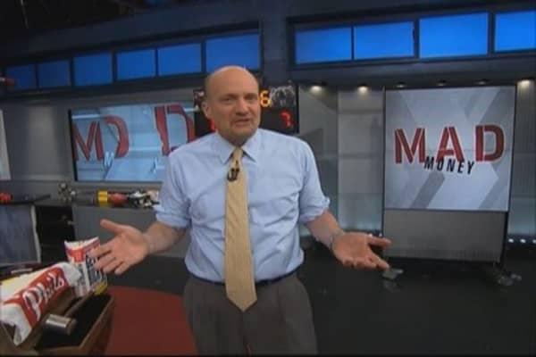 Cramer's earnings edge