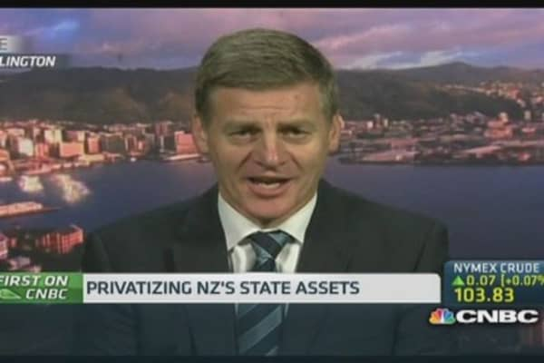 Bill English: Auckland to reinvest in public assets