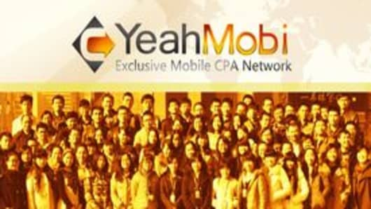 Working Staff of YeahMobi