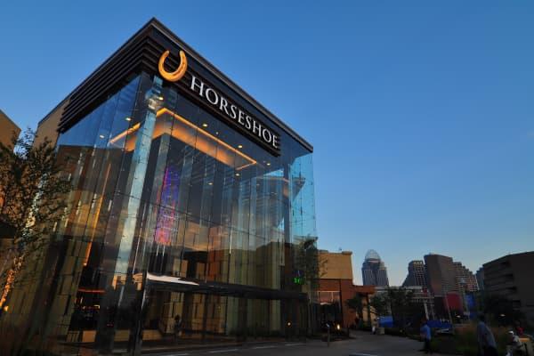 Horseshoe Casino, Cincinnati, Ohio