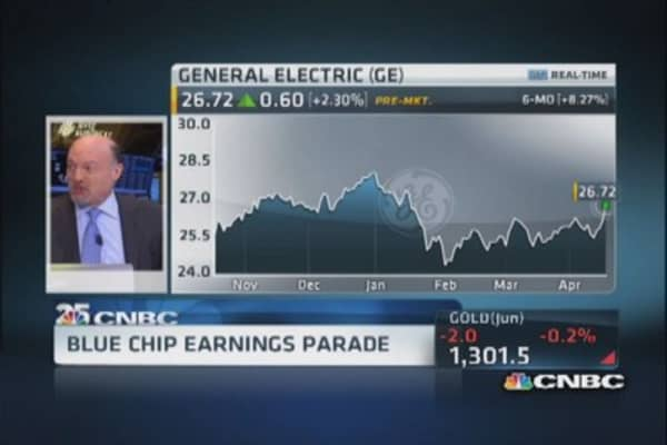 Cramer: GE will dominate