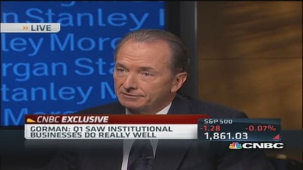 Morgan Stanley's balanced approach