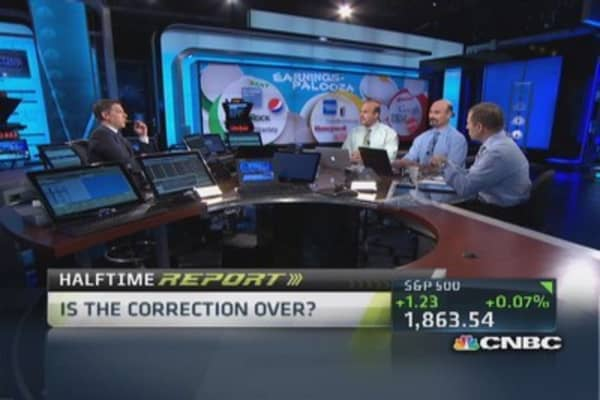 There was no correction: Trader