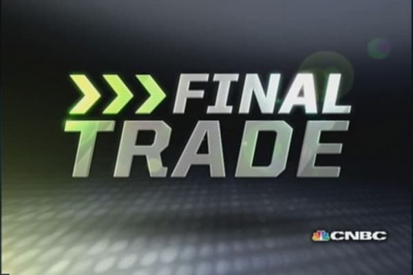 FMHR Final Trade: IBM 'solid'