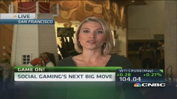 Zynga launches fully mobile game