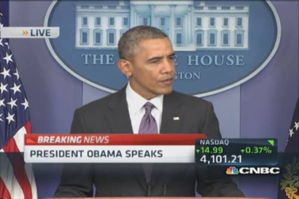 President Obama: ACA is working