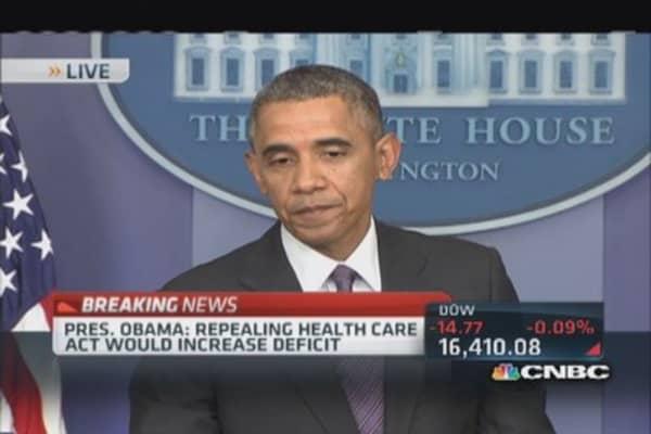 President Obama: Always said ACA would need tweaks