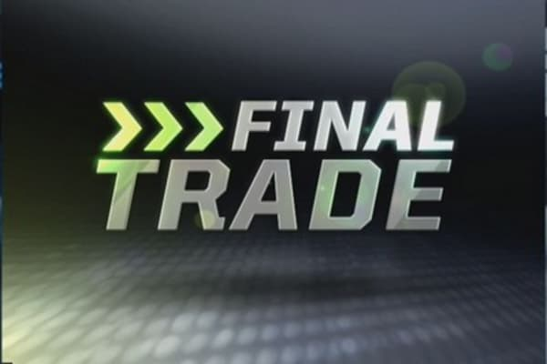 Fast Money Final Trade: Trades for next 25 years