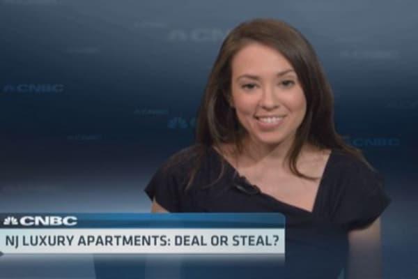 Luxury rental boom ... in Jersey