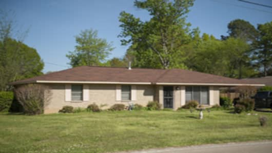 SNAP Grant Helps Tupelo Homeowner