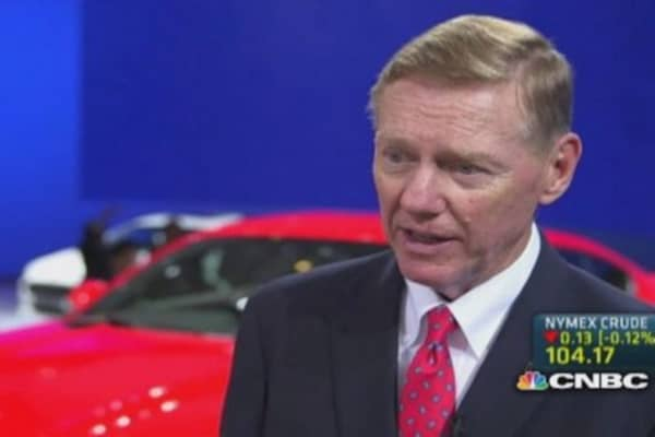 Ford: Not worried about late entry into China