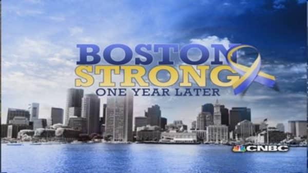 Securing the Boston Marathon