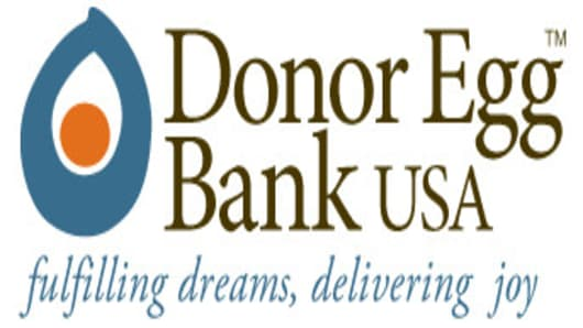 Donor Egg Bank, USA Logo