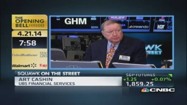 Cashin: Expect sleepy session