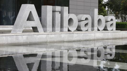 Alibaba Group headquarters in Hangzhou, China