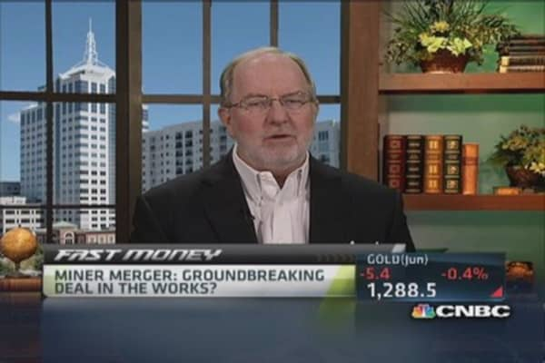 Gartman: Back in stocks