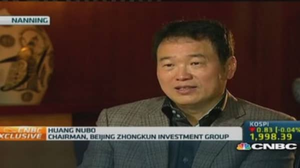 Chinese property tycoon: Why I like Scandinavia