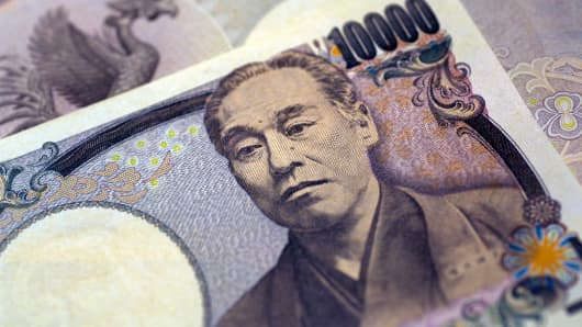 Premium Yen