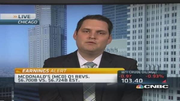 McDonald's 'not broken story': Pro