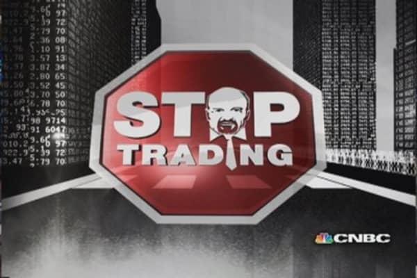 Cramer's Stop Trading: Favorite marijuana stock