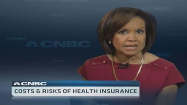 Analyzing benefits of health insurance