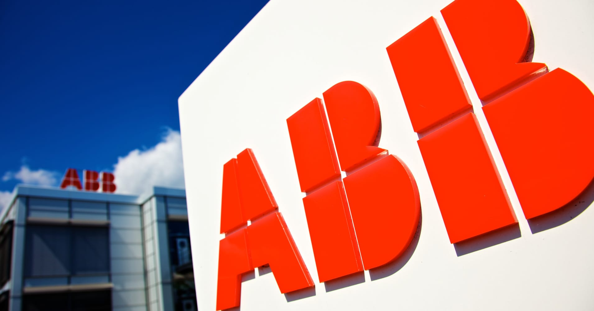 China's manufacturing sector has 'great need to automate,' says ABB chairman