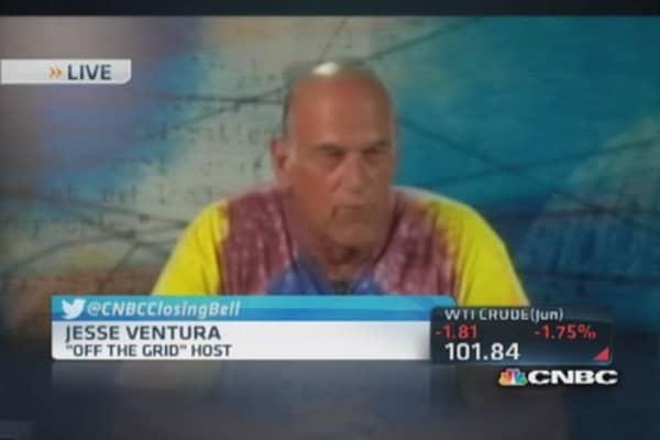 Jesse Ventura: Stop diminishing physical labor