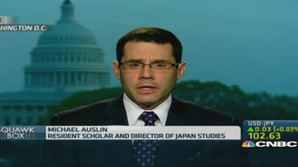 Will military overtake trade in Obama's Tokyo visit?