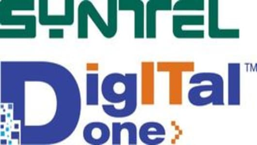 Syntel Digital One logo