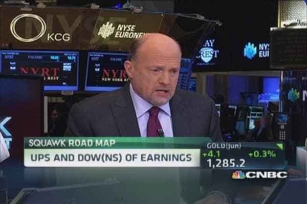 Cramer: Why you want to bet on aerospace