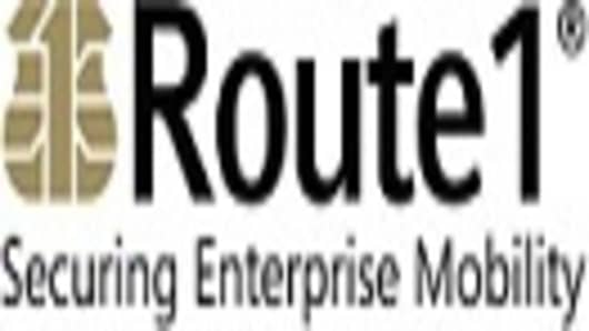 Route1 Inc. logo