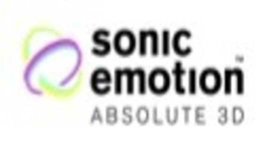Sonic Emotion logo