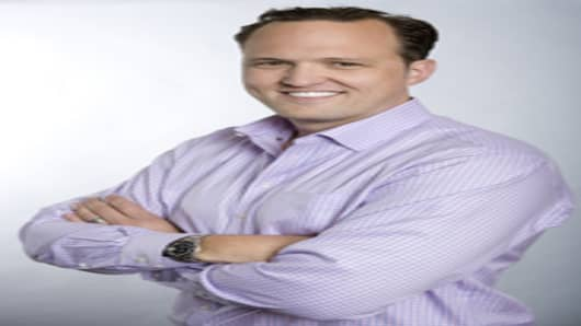President of Zynga Studios Alex Garden