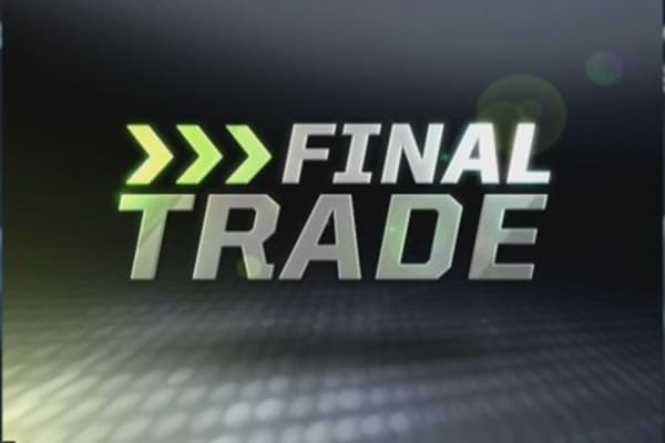 Fast Money Final Trade: SBUX, SPY, WLP, CHK