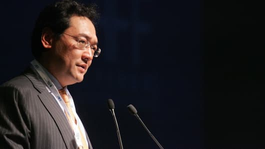 Charley Song Lin, Chairman of China Resources (Holdings) Co.