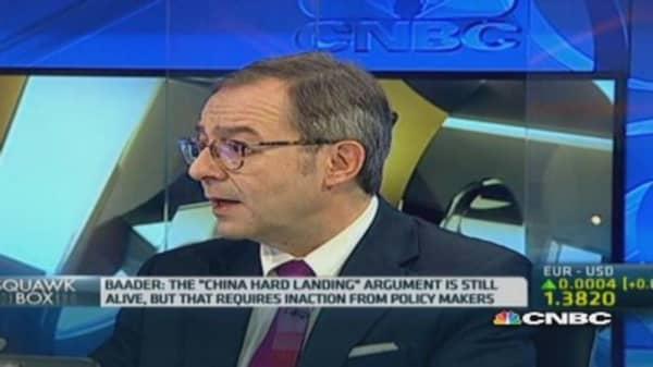 Nominal appreciation of the yuan is over: SocGen