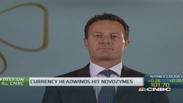 We are growing across industries: Novozymes CFO