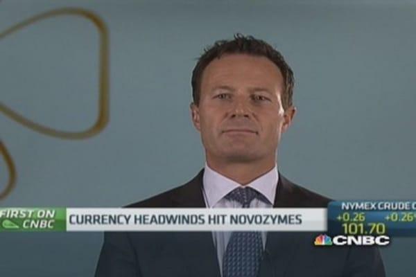 We are growing across industries: Novozymes CFO