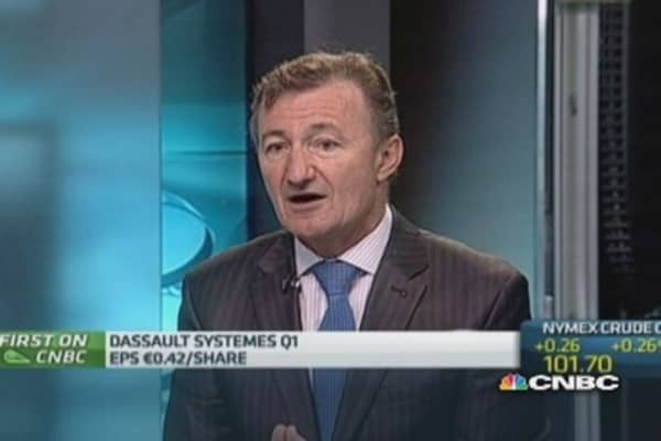 'Right time' for Accelrys takeover: Dassault Systèmes CEO