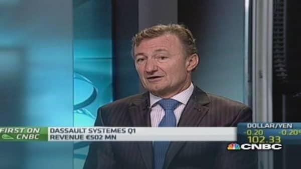 France needs job, tax reforms: Dassault Systèmes CEO