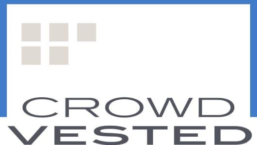 CrowdVested logo