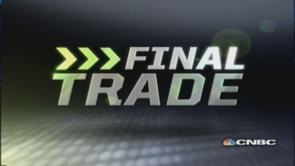 FMHR Final Trade: DHI, GBX & MCD