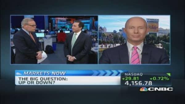 Market worries: Fed, geopolitics & more